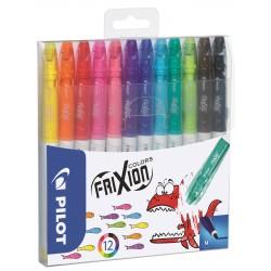 Frixion Colors 0,7 12 olika färger