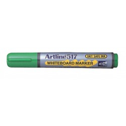 Whiteboardpenna Artline 517 grön 12-pack