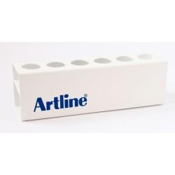 Artline Pennhållare med magnet för 6 pennor