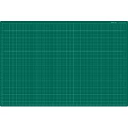 Skärunderlägg 90x60 cm grön