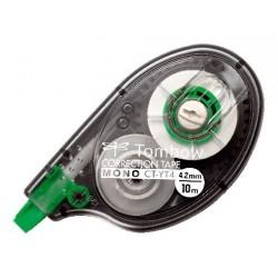 Tombow korrigeringsroller MONO CT-YT4 4,2mmx10m 12-pack