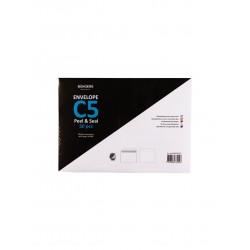 Kuvert Peel & Seal C5 50/frp 10-pack