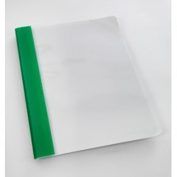 Offertmapp Büngers PP plus grön 20-pack