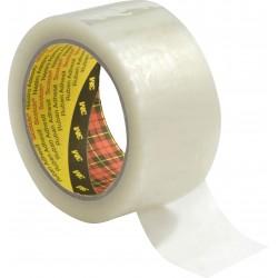 Packtejp Scotch 371, 66mx38 mm transparent 6-pack