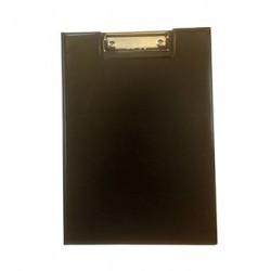 Skrivplatta med omslag svart