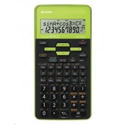 Teknisk räknare SHARP EL-531TH grön