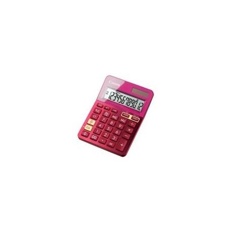 Canon LS-123K-MPK pocket räknare rosa