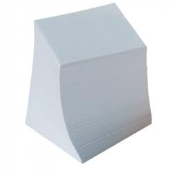 Block kub 9x9x9 Limmad vit