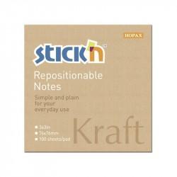Kraftblock 76x76, 100b