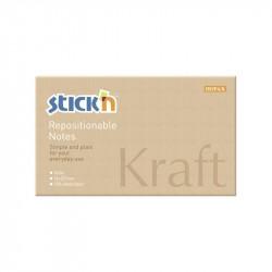 Kraftblock 76x127, 100b