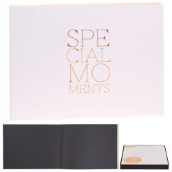 Gästbok Special Moments 3-pack