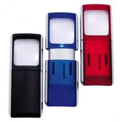 Förstoringsglas med LED-belysning 15-pack