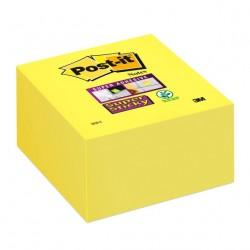 Post-It SS-Notisar 76x76 kub gul 12-pack