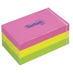 Tartan Notisar 76x127 ass. Neon 6-pack
