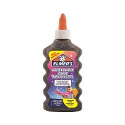 Glitterlim svart Elmers 177 ml 3-pack