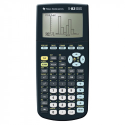 TI-82 STATS Teknisk räknare