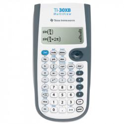 TI-30XB Multiview, Batteri Teknisk räknare