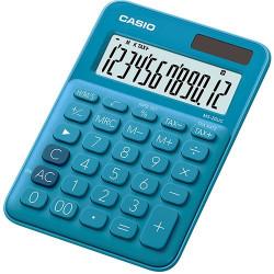 Bordsräknare Casio MS-20UC blå