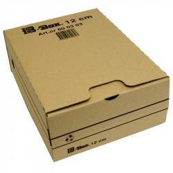 Arkivbox B-Box 12 cm, Brun