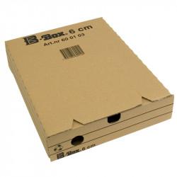 Arkivbox B-Box 6 cm, Brun