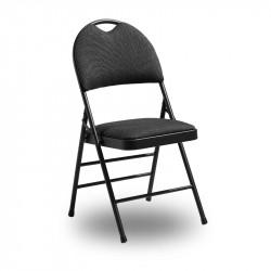 Fällbar stol Toronto i svart